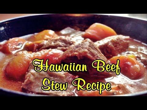 Hawaiian Beef Stew Recipe - Quick Dinner Ideas
