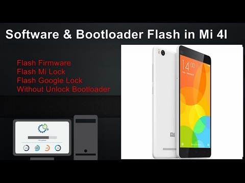 How to flash Software & unlock bootloader in MI 4i (2015015)  100 % Success  Live Video