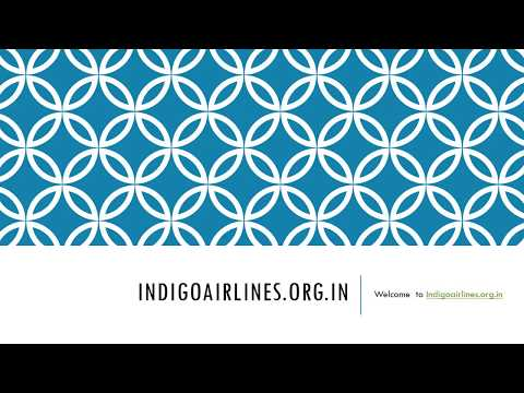 Check Indigo PNR status of flights of Goindigo
