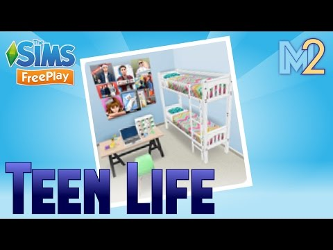 Sims FreePlay - Teen Life Event (Special Preview Dance Party 3)