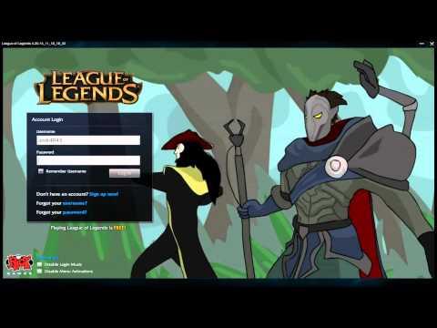 Corki UnCoptered - Custom Login Screen League of Legends
