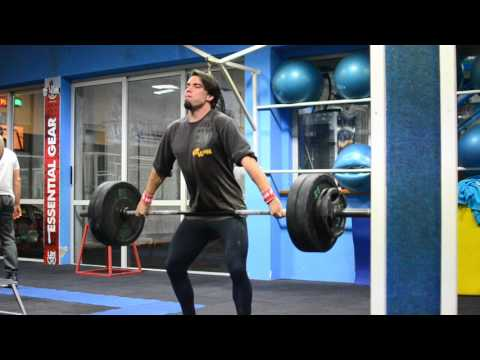 Pull, lowhang pull, powersnatch - 80kg