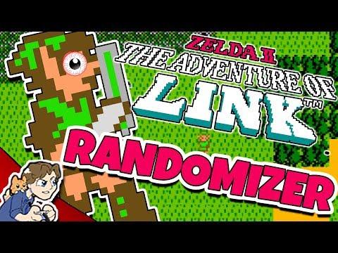 ZELDA 2 RANDOMIZER!! | Zelda 2 Randomizer #1 | ProJared Plays