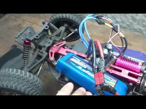 HobbyKing Brushless Car ESC 100A beep and not work