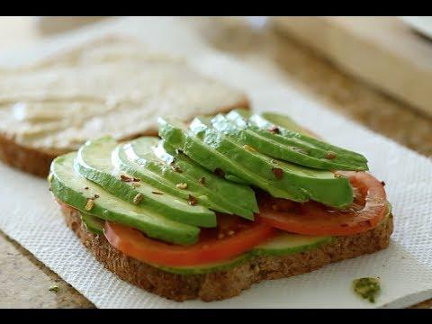 My Vegan Sandwich | Byron Talbott