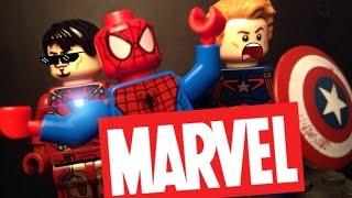 Lego Marvel Special