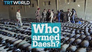 Did the US and Saudi arm Daesh?