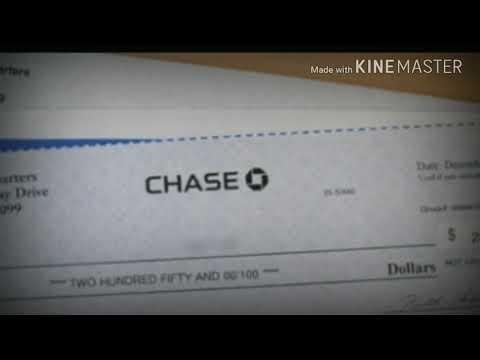 Chase Ah Check