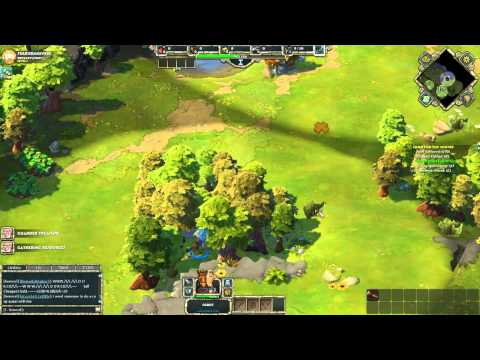 Age of Empires part 1 - Learning the ropes