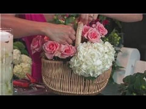 Wedding Floral Arrangements : How to Make Country Flower Arrangements