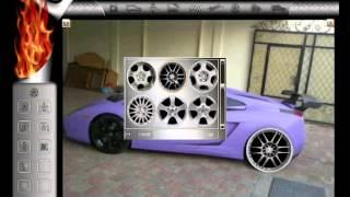 برنامج تعديل وتقطيب السيارات برنامج خيالي