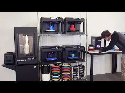 MakerBot Stories | Starter Lab