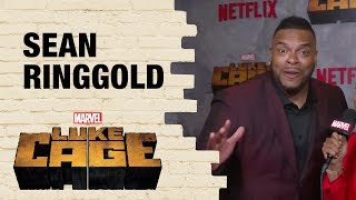 Sean Ringgold Says to Watch out for Sugar in Marvel