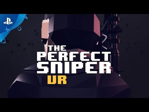 The Perfect Sniper - Gameplay Trailer | PS VR