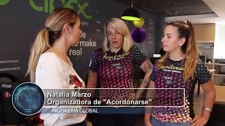 """Ecoglobal:"""" Acordonarse""""  Maratón Sustentable"""