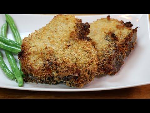 Oven Fried Pork Chops Recipe