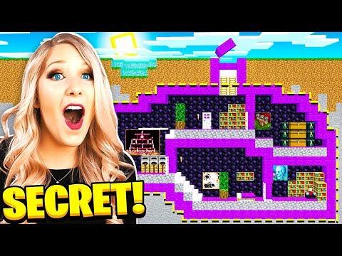 Xxx Mp4 I Found My Mom 39 S SECRET Underground Minecraft Base 3gp Sex