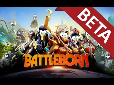 Battleborn PS4 Beta Code Release Date Info FREE Sign UP NOW