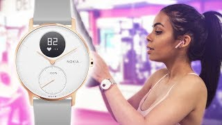 Day in the Life - Nokia Steel HR Workout!