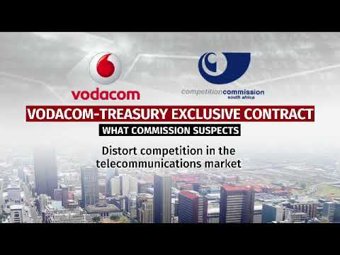 Vodacom probed after it gets exclusive contract with Treasury