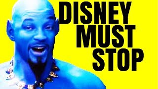 Aladdin & The PLAGUE of Disney Live Action Remakes