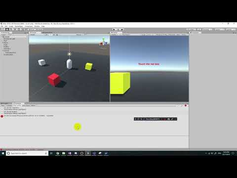 Unity 2018.2 First Person Adventure Game Tutorial 6 - Display message one after another