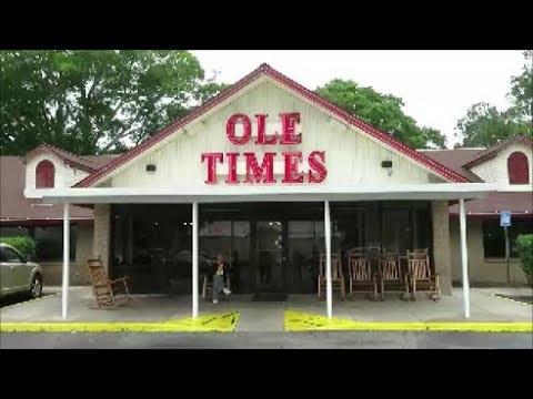 ole time restaurant good food