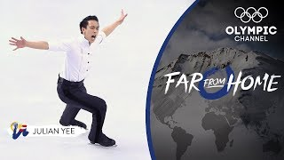 Malaysia's first Olympic Figure Skater trained in a Shopping Mall | Far From Home