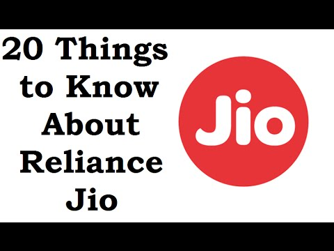 20 Things to Know About Jio (Free Voice Calls, Free SMS, Free Data, Rs.50 per 1 GB Data, No Roaming)