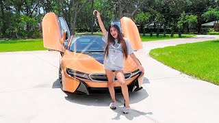 I BOUGHT MY DREAM CAR!!! (BEST BIRTHDAY EVER!)