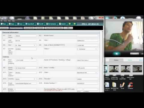 684 (Income Tax) What does the income tax ward ciircle Represent (Hindi)