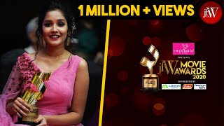 Best Child Artist Anikha Surendran ViswasamIAjith Sir is the best person to work  JFW Movie Awards