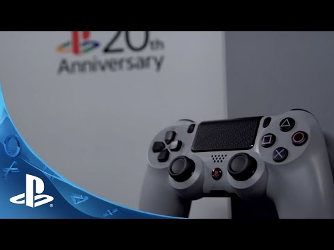 PlayStation 4 | 20th Anniversary Edition