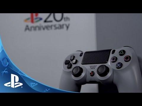 PlayStation 4 | 20th Anniversary Edition