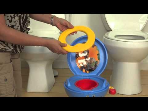 3 in 1 Musical Potty Chairs Product Video