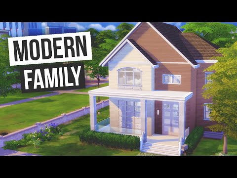 The Sims 4: Speed Build | Modern Family