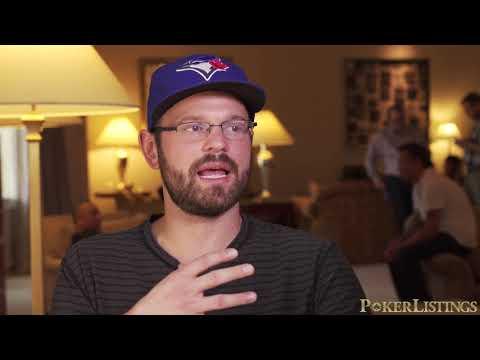 Canadian Griffin Benger After Making 2016 WSOP November Nine