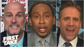 First Take debates the greatest upset in college basketball history