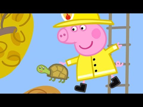Peppa Pig English Episodes   Peppa Pig Saves Mr Tiddles!   1 Hour   Cartoons for Children #173