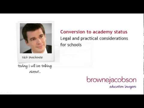 Converting to an academy - Get started with our online training video