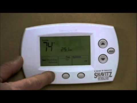 Pro 5000 thermostat pro 5 honeywell thermostat 5000 and 6000 programming fandeluxe Images