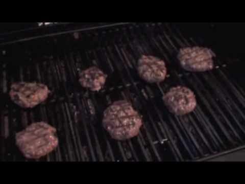 How to grill the perfect bison burger