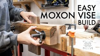 $40 Moxon Vise - Easy to build in an afternoon!