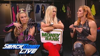 Becky Lynch challenges Carmella to a match next week: SmackDown Exclusive, Feb. 27, 2018