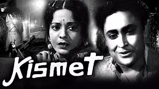 Kismet - Vintage Crime Drama Movie | Ashok Kumar, Mumtaz