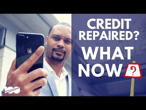 What To Do After Credit Repair?