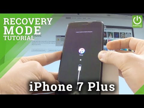 Recovery Mode in APPLE iPhone 7 Plus - Enter / Quit iPhone Recovery