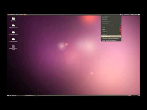 Setting up wireless with Ubuntu