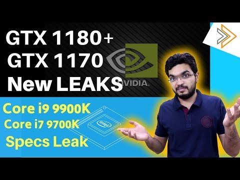 GTX 1170 Benchmark and New GTX 1180+ & Intel Core i7 8-Core CPU & Macbook Thermal ISSUE [In Hindi]