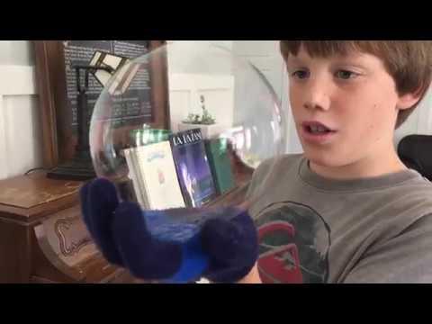 Long Lasting Bubbles - DIY - Bubbles that last forever!